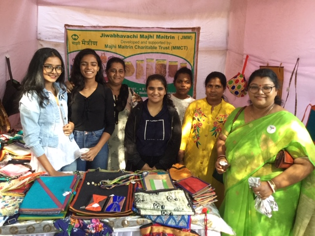 JMM Exhibition at St. Mira College for Girls
